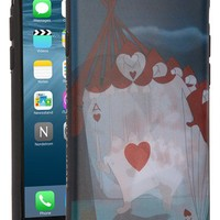 MARC BY MARC JACOBS x Disney® 'Alice in Wonderland - Card Soldiers' Lenticular iPhone 6 & 6s Case   Nordstrom