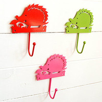 Hedgehog Wall Hook