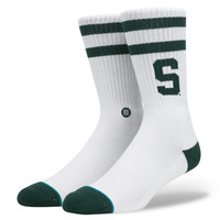 Stance Michigan ST Socks In Green