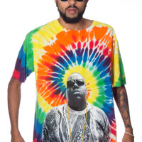 New Jack City Dream Big Tye Dye Tee