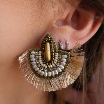 What I Want Earrings: Multi