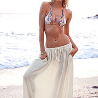 Embroidered Maxi Skirt - Victoria's Secret