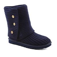 UGG® Australia Women´s Classic Cardy Boots | Dillard's Mobile