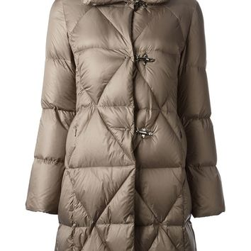 Fay quilted padded coat