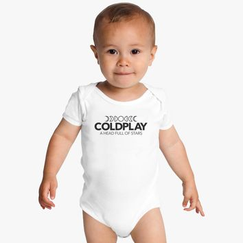 Coldplay - Head Full Of Dreams  Baby Onesuits