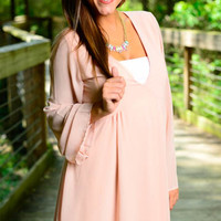 Easy Love Dress, Blush