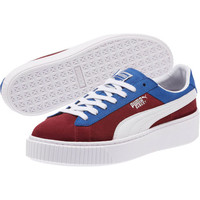 Basket Platform Colorblock Women's Sneakers, buy it @ www.puma.com