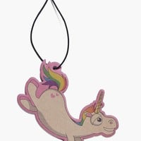 Unicorn Car Air Freshener | Boohoo