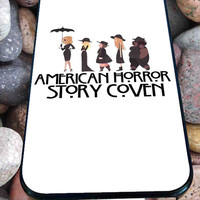 American Horror Story Coven for iPhone 4/4s, iPhone 5/5S/5C/6, Samsung S3/S4/S5 Unique Case *99*