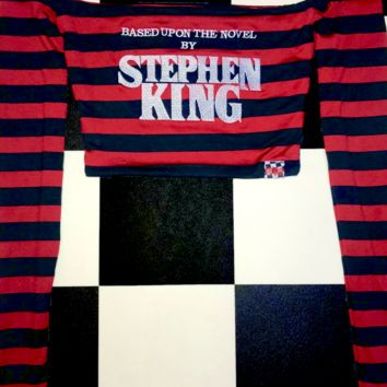 SWEET LORD O'MIGHTY! STEPHEN KING OFF SHOULDER
