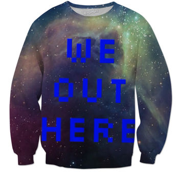 Noi5eKor3 We Out Here Shirt