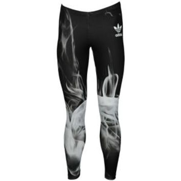 adidas Originals Rita Ora White Smoke Leggings - Women's