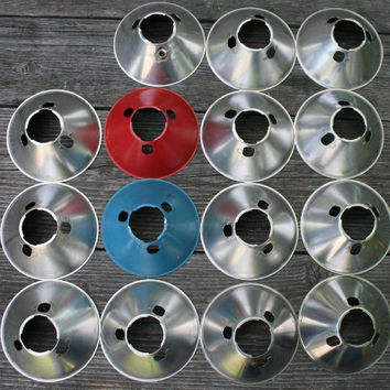 Stainless Steel Farm Machinery Cone Parts Set of 15 Colors Industrial