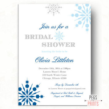 winter bridal shower invitations winter wonderland bridal shower printable winter shower invite