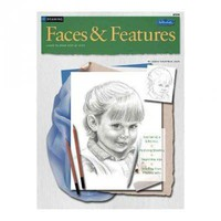 Drawing Faces and Features: Learn to Draw Step by Step (How to Draw & Paint/art Instruction Program)