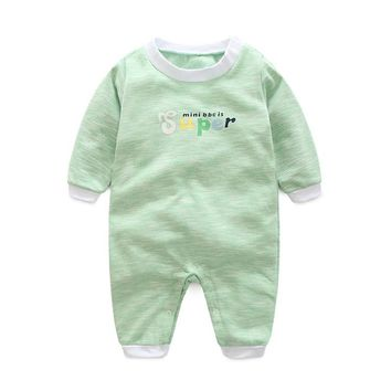 baby clothes new 100%cotton clothing boy and girl rompers  winter/autumn/spring long sleeve rompers infant/kids rompers