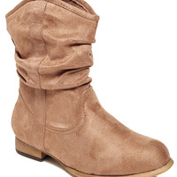 West Side Glory Cowgirl Bootie
