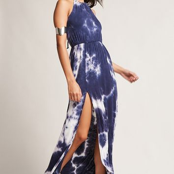 Crystal Dye Maxi Dress