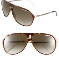 Men's Carrera Eyewear 'Hots' 64mm Aviator Sunglasses
