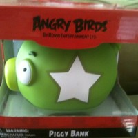 Angry Birds Vinyl Piggy Bank