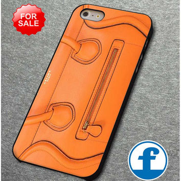 Celine Luggage Orange   for iphone, ipod, samsung galaxy, HTC and Nexus PHONE CASE