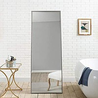Naomi Home Modern Floor Mirror