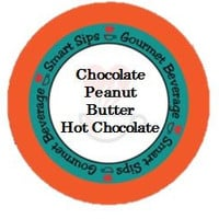 Chocolate Peanut Butter Hot Chocolate, 24 Count for Keurig K-cup Brewers
