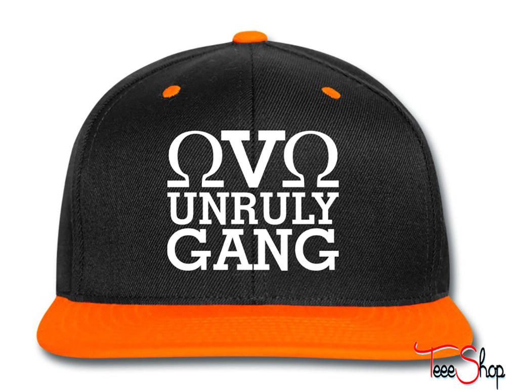 881ac9ae118 unruly gang Snapback from Teee Shop