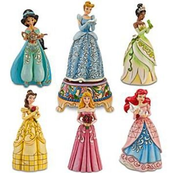 Disney Princess Sonata Collection by Jim Shore | Disney Store