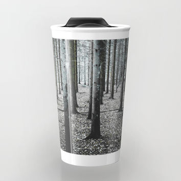 Coma forest Travel Mug by happymelvin