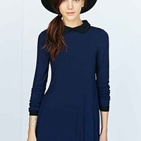 Cooperative Dolly Collared Tunic Top-