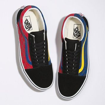 Vans Old Skool(OTW Rally)Check