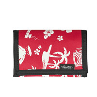 MAI TAI TRIFOLD WALLET - RED