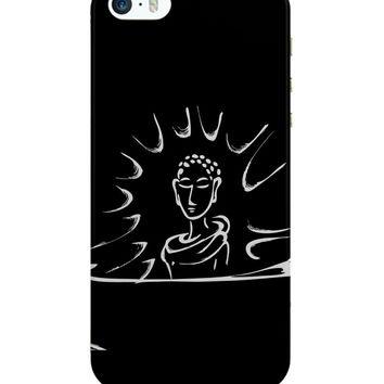 Lord Buddha Meditating iPhone 5 / 5S Case Cover