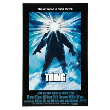 The Thing  Poster 24inx36in From Stranger Things