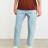 OBEY Bender Cropped Tapered Jean