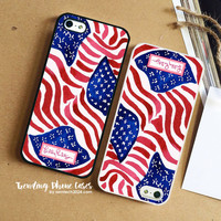 Show Your Stripes-Lilly Pulitzer iPhone Case Cover for iPhone 6 6 Plus 5s 5 5c 4s 4 Case