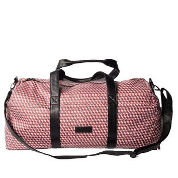 ONETOW Diamond Supply Co. - Geometric Duffle Bag - Red