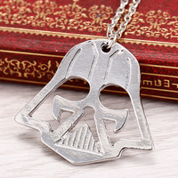 Darth Vader Star Wars Necklace Jewelry