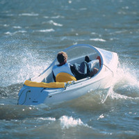 The English Channel Pedal Boat