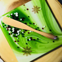 Holiday Cheese Board Set by Design4Soul
