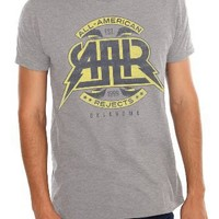 All-American Rejects Oklahoma Slim-Fit T-Shirt 2XL Size : XX-Large