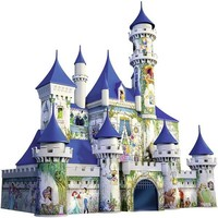 Ravensburger Disney Castle 3D Puzzle - Puzzle Haven