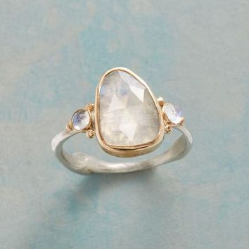 Moonlight And Roses Ring