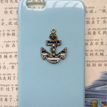 my soul anchored here,anchor phone protective case for iPhone 6 iPhone 6 plus iPhone5/s, summer gift hard case