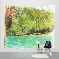 For A Brief Moment Wall Tapestry by Jenndalyn