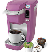 Keurig Mini Plus Personal Single-Serve Brewing System - Orchid