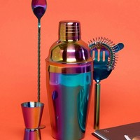 Fizz Iridescent Cocktail Set at asos.com