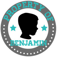 Property of Silhouette | kidecals