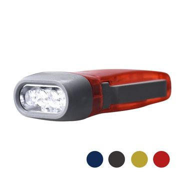 Hot sale Wind up Hand Pressing Super Bright LED Flashlight Torch Crank Outdoor Emergency Camping durable Practical repair tools